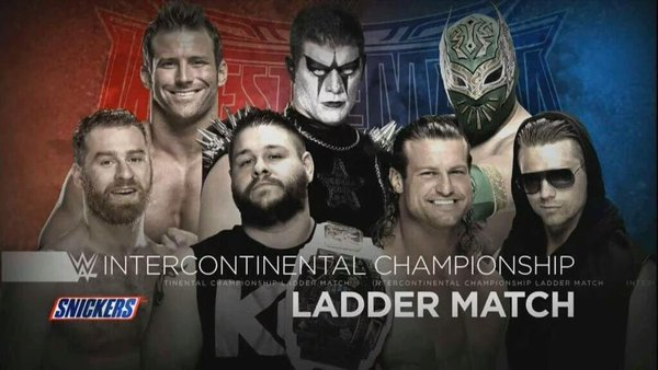 WrestleMania 32 - Campeonato Intercontinental