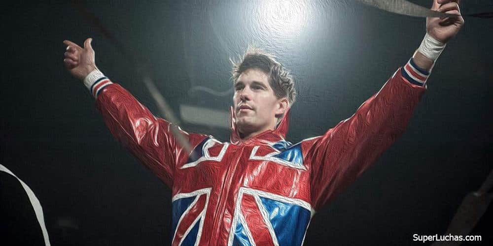 Video: Zack Sabre Jr. y Jack Gallagher clasifican a la Global Cruiserweight Series 1