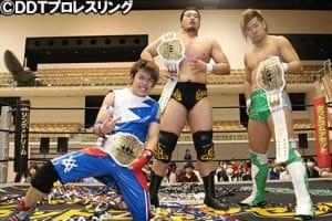 """DDT: Resultados """"Road to Ryogoku in Nagaoka"""" - 17/04/2016 - Un título en juego 10"""