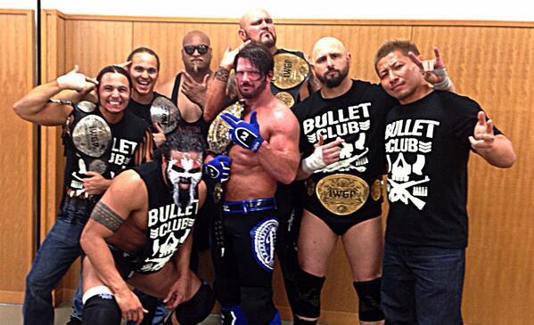 Cuando AJ Styles abandonó NJPW