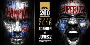 Cambios en el cartel de UFC 200: Cormier vs Jones 7