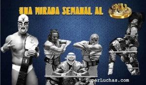 CMLL: Una mirada semanal al CMLL (del 7 al 13 de abril de 2016) - La Máscara nuevo monarca, rivalidad sin fin la de Rush y Corleone, el Sky Team firmes campeones, LA Park y Cibernético en Elite y más 2