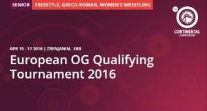 Luchas Asociadas: Europa la última región continental en hacer su clasificatorio para Río 2016 1