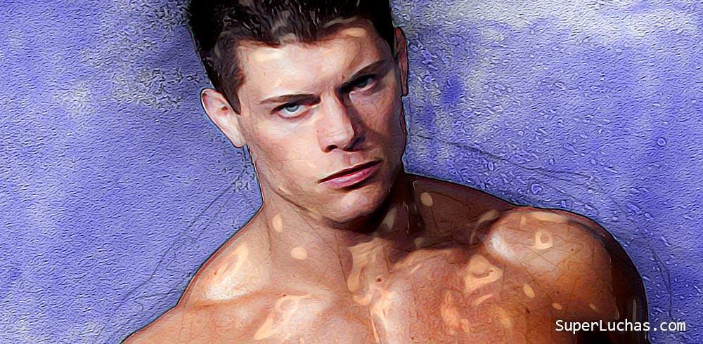¿Quién ayuda a Cody Rhodes con su lista de luchas de ensueño? 1
