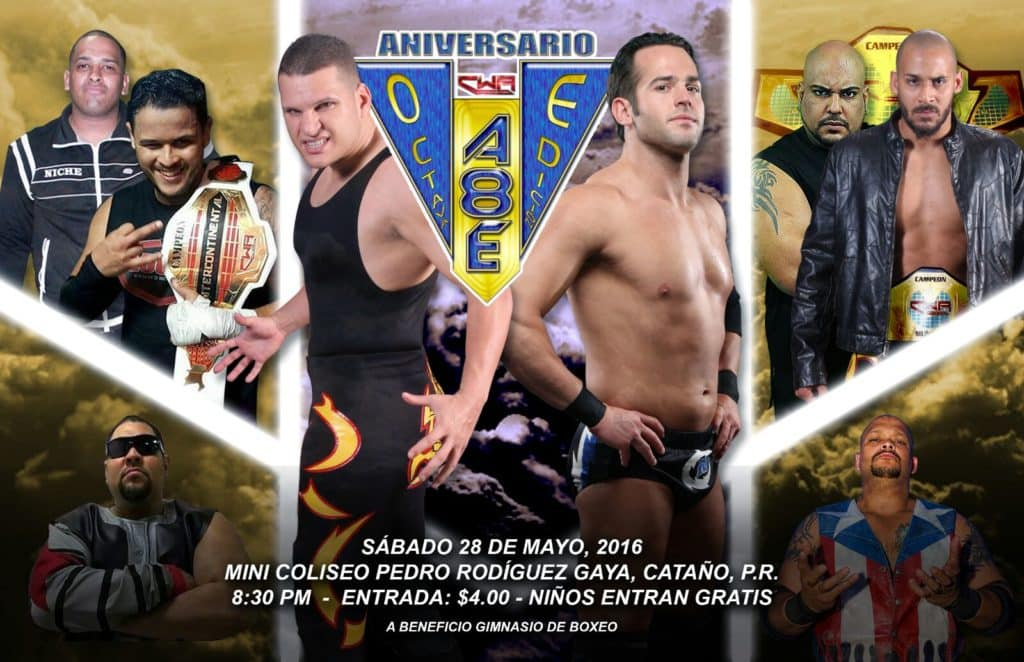 VIDEO: Mr. ROH Roderick Strong llega a Puerto Rico 3