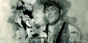 Cuando Konnan le enseñó a Bret Hart a aplicar el Sharpshooter 5