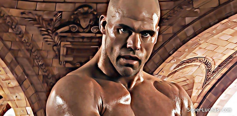 ¿Dónde tuvo Kurt Angle sus mejores luchas: WWE o TNA? 1