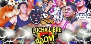 Lucha Libre Boom se presenta en la Arena Xalpa, de Azcapotzalco 1