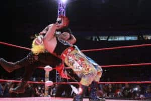 AAA: Resultados Orizaba, Veracruz - Pagano gana el duelo extremo, Chessman y Averno retienen, Psycho Clown es el tercer clasificado al Mundial de Lucha 15
