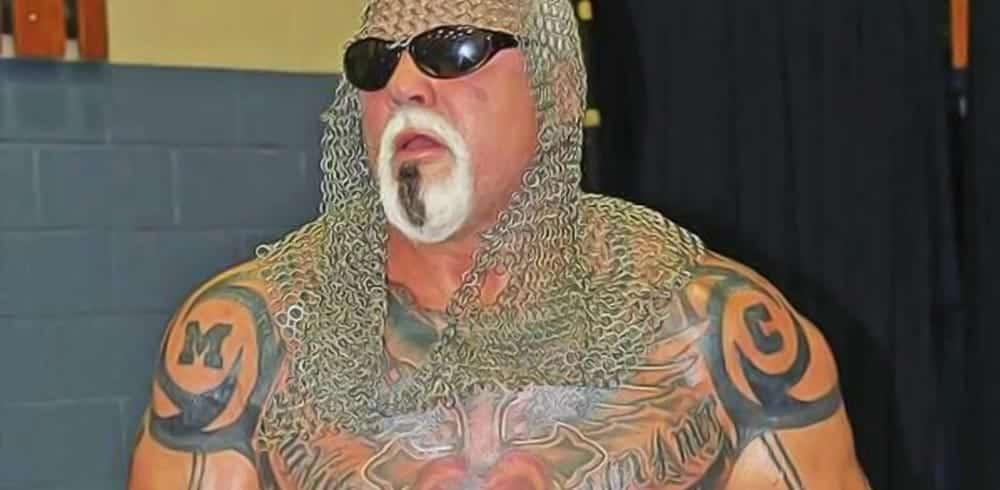 """Scott Steiner: """"WWE está dirigida por dos imbéciles"""" 1"""