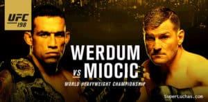 Resultados UFC 198 Preliminares 8