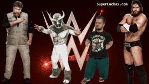 Zeb Colter, El Torito, Hornswoggle y Alex Riley despedidos de WWE (06/05/2016) / SuperLuchas.com - SÚPER LUCHAS