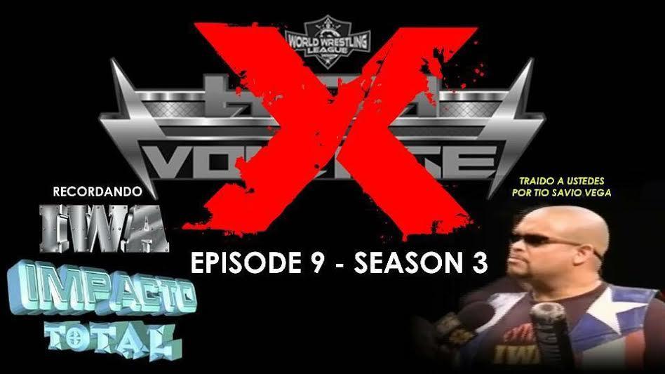 Video: ¿Savio Vega presenta Impacto Total de la IWA en WWL High Voltage? 1