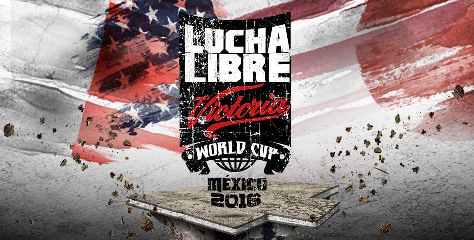 """AAA: Listos los últimos equipos para el torneo """"Lucha Libre World Cup"""" 1"""