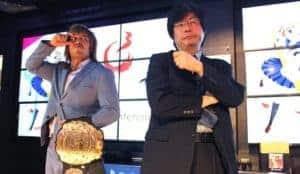 NJPW: Tetsuya Naito encara a Takaaki Kidani 8