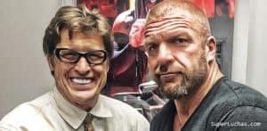 ¿Por qué se reunió el presidente de la NWA con Triple H? — ¿Algo bueno en puerta para WWE? 4