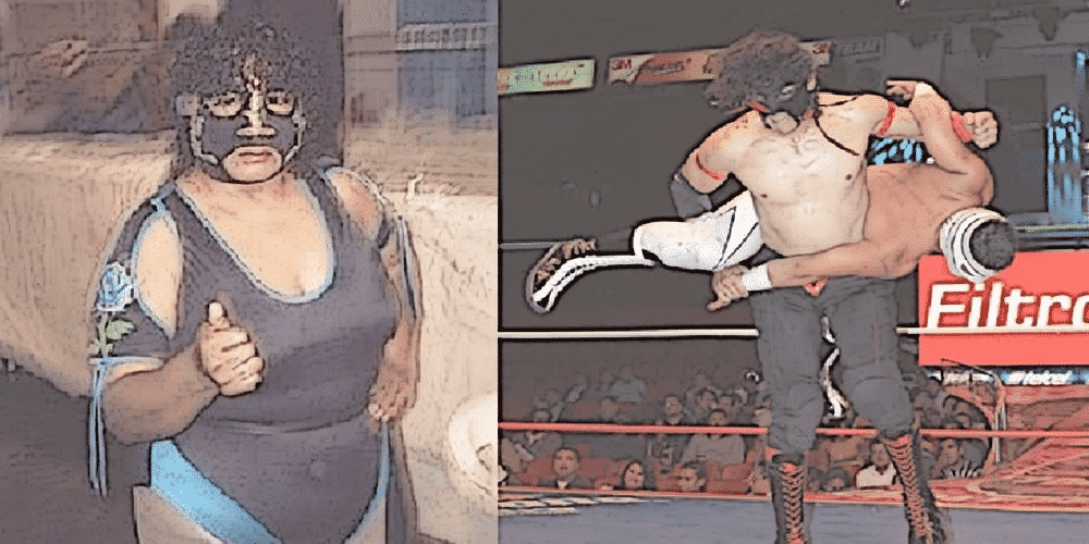 Tragic weekend for Mexican wrestling: Flor de Loto and Zayko die 1