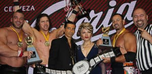 Lucha Underground, vencedora en la Lucha Libre World Cup 3
