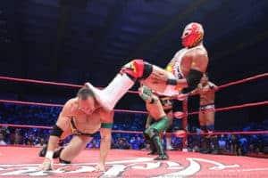 """AAA: Resultados """"Lucha Libre World Cup 2"""" - 03/06/2016 - Inolvidable primera jornada en Puebla 38"""