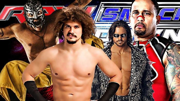 Ocho ex-Superestrellas que WWE podría recontratar para la división de marcas 1
