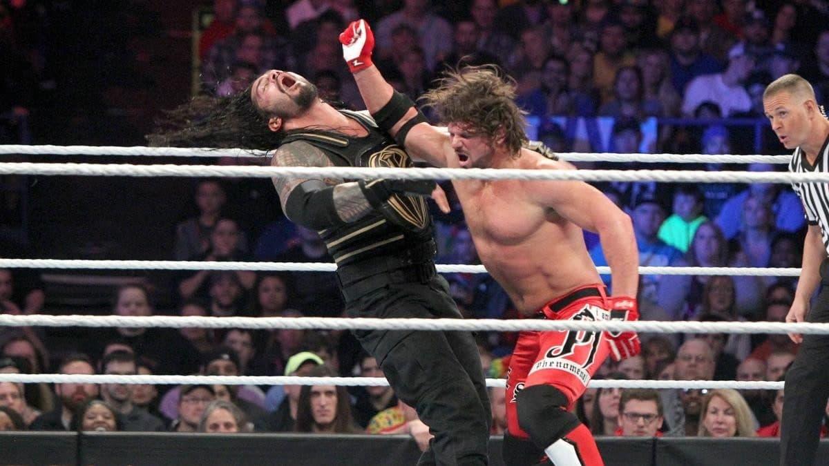 AJ Styles vs. Roman Reigns: ¿quién vende más mercancía? 1