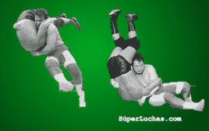 El legado de Mitsuharu Misawa – Movimientos de lucha devastadores: Emerald Frosion 25