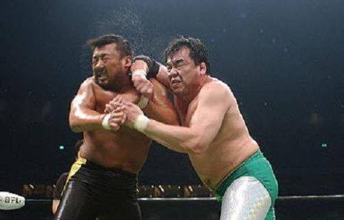 En memoria del Guerrero Esmeralda: Las ocho luchas individuales con cinco estrellas de Mitsuharu Misawa 88
