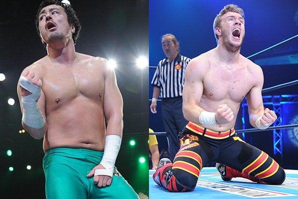 """NJPW: Resultados """"Best of the Super Jr. XXIII"""" - 06/06/2016 - Ryusuke Taguchi y Will Ospreay a la gran final 1"""