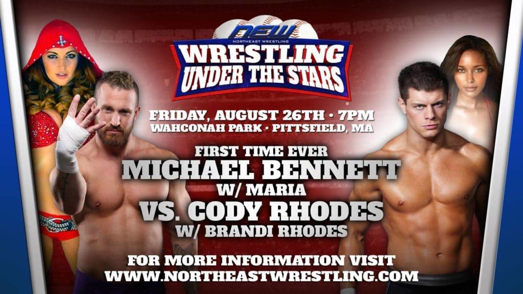 Cody Rhodes Michael Bennett