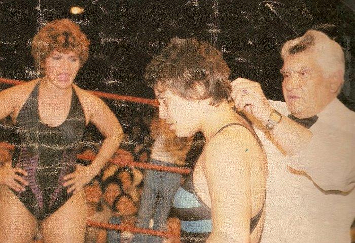 Rossy Moreno e Irma Aguilar, rivalidad que llegó a sus máximas consecuencias.
