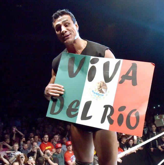 Alberto del Río (2016) / WWE©