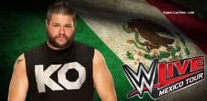 Kevin Owens invita a las giras de WWE en México / SÚPER LUCHAS - SuperLuchas.com