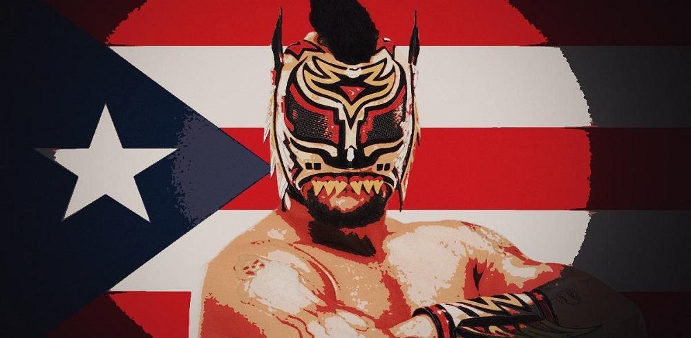 Lince Dorado ya es propiedad de WWE 2