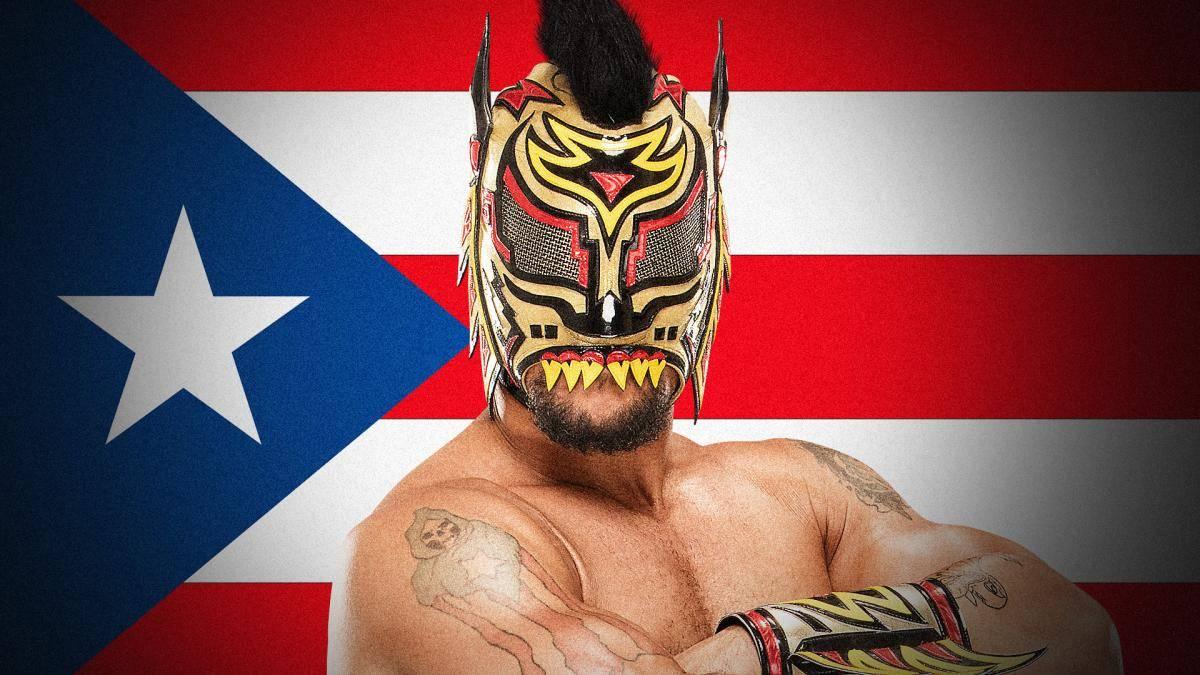 Lince Dorado en el WWE Cruiserweight Classic / WWE©