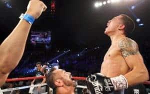 Oscar Valdez proyecta vencer a Quigg y regresar a México como campeón 2