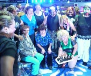 Gran festejo de la lucha libre femenil 29