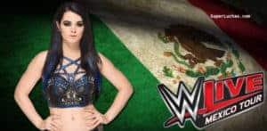 Paige invita a las giras de WWE en México / SÚPER LUCHAS - SuperLuchas.com