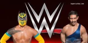 Pelea real entre Sin Cara y Simon Gotch antes de WWE SmackDown (19/07/2016) / SÚPER LUCHAS - SuperLuchas.com