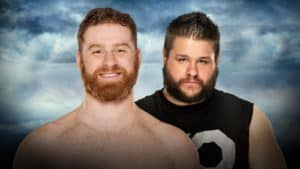 Sami Zayn vs. Kevin Owens en WWE Battleground 2016 / WWE.com