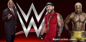 Según Teddy Long, MVP y Shelton Benjamin regresarán a WWE (julio 2016) / SÚPER LUCHAS - SuperLuchas.com