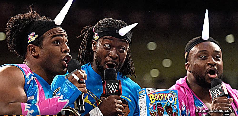 ¿WWE va a empujar a Big E?