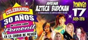 """A treinta años de que la lucha libre femenil regresó a la Ciudad de México: """"¡Aquí estamos Consejo!, ¡Aquí estamos AAA!"""" 4"""