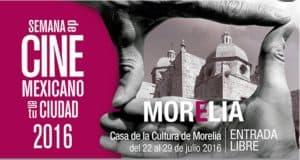 Morelia se engalana con muestra de cine y exposición de Lucha Libre 8