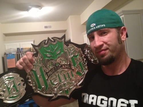 """""""The Hurricane"""" Shane Helms regresa a WWE 1"""