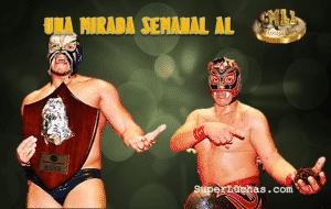 CMLL: Una mirada semanal al CMLL (del 21 al 27 de julio de 2016) – La Máscara se queda con la Leyenda de Plata; Black Tiger gana la cabellera de King Jaguar; el debut de Sanely y más... 25