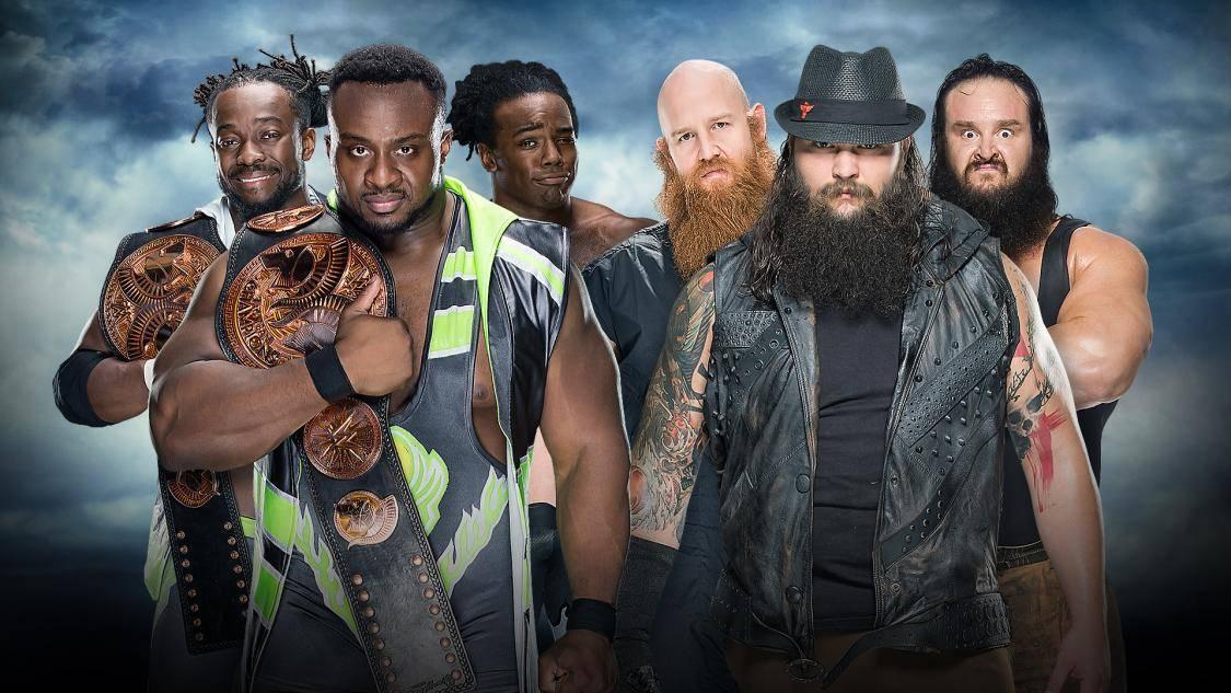 Nuevo combate para Battleground: The New Day enfrentará a The Wyatt Family 4
