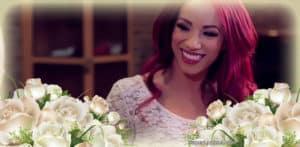Una Superestrella WWE ofició la boda de Sasha Banks ¿Quién fue? 1