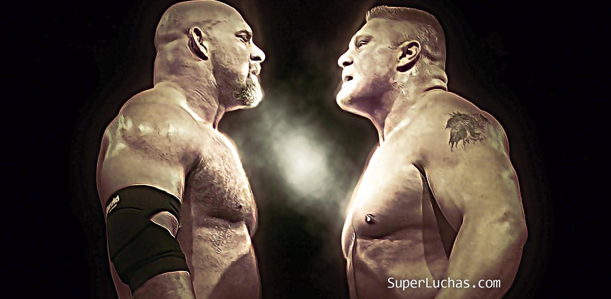 """Paul Heyman analiza las motivaciones de Goldberg y Brock Lesnar - """"Ninguno quería estar en WrestleMania XX"""" 2"""