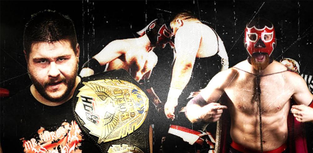 Sami Zayn vs. Kevin Owens: el día que se desató la guerra 13