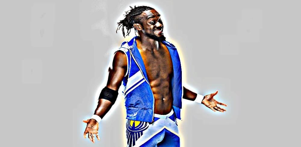 Kofi Kingston y su récord histórico en WWE 1